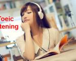 Hướng dẫn kinh nghiệm làm bài thi TOEIC Listening | phần 1
